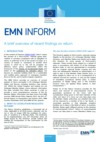 EMN REG Inform Recent findings on Return