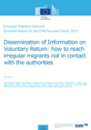 Information on Voluntary Return 2015_synteesiraportti