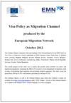 Visa Policy as a Migration Channel Synthesis Report