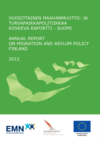 Annual Policy Report 2012